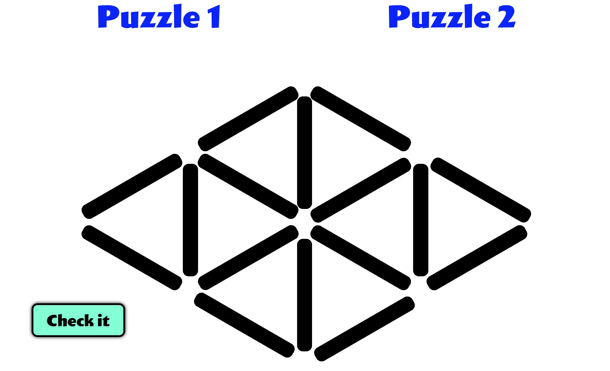 I Love Maths Games - Puzzles